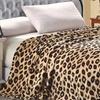 Plazatex Animal Print Blanket
