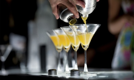 $5 for Lifetime Access to Online Bartending Certification Course ($99.95 Value)