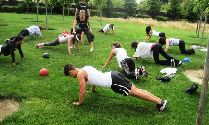 Next Level Fitness - Orange County: Six Weeks of Unlimited Boot-Camp Classes at Next Level Fitness (65% Off)