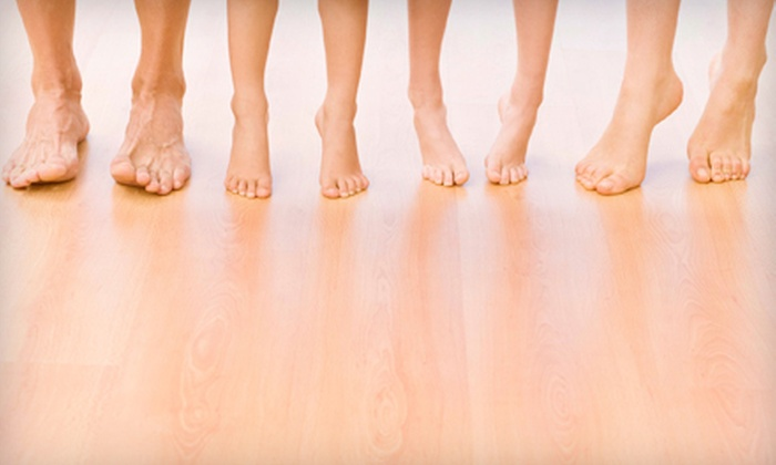 West Coast Foot Laser - Multiple Locations: Laser Toenail-Fungus Removal for One or Both Feet at West Coast Foot Laser (Up to 62% Off)