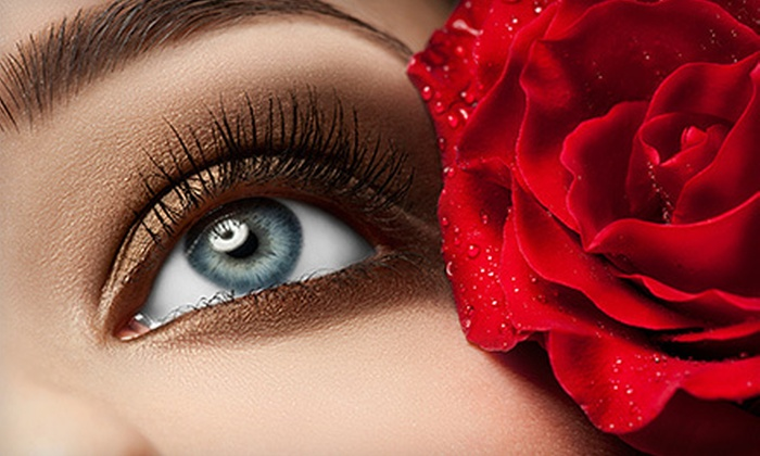 Q Salon & Spa - Jamaica Central - South Sumner: $79 for Eyelash Extensions at Q Salon & Spa ($160 Value)
