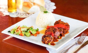 Delicias de Espana: Seafood and Spanish Cuisine at Delicias de Espana (Up to 35% Off)