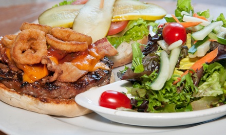 Gastropub Food for Lunch or Dinner at The Sherlock Holmes Pub (Up to 43% Off). Four Options Available.