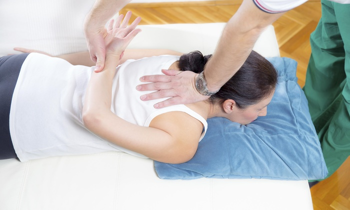 Eric Tafreshi Chiropractic - Downtown Riverside: Up to 46% Off Massage at Riverside Chiropractic & Massage