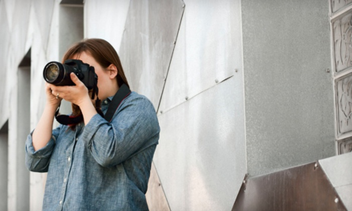 The House of NyghtFalcon - Downtown Savannah: Photography Boot Camp or Three-Day Seminar from The House of NyghtFalcon (Up to 57% Off). Three Options Available.