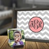Up to 69% Off Personalized Coasters and Tray