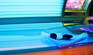 Spoiled: Two or Four Tanning Bed Sessions or One Month of Unlimited Tanning Bed Sessions at Spoiled (Up to 68% Off)