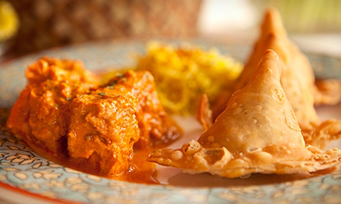 Naan & Beyond - Multiple Locations: Two or Three Groupons, Each Good for One Kebab or Naan Sandwich Meal with Mango Lassi at Naan & Beyond (Up to 45% Off)