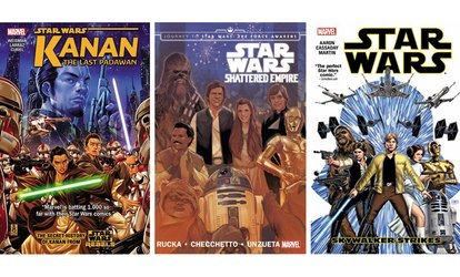 Shop Groupon Star Wars Comic Books