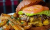DJ's Grill  and Deli - 3 Locations - Multiple Locations: $10 for Burgers or Sandwiches for Two with Fries at DJ's Grill and Deli (Up to $21.16 Value)