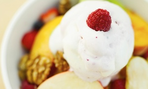 Frugo's Yogurt: One Free 10oz Frozen Yogurt with Purchase of Two Frozen Yogurts at Regular Price at Frugo's Yogurt