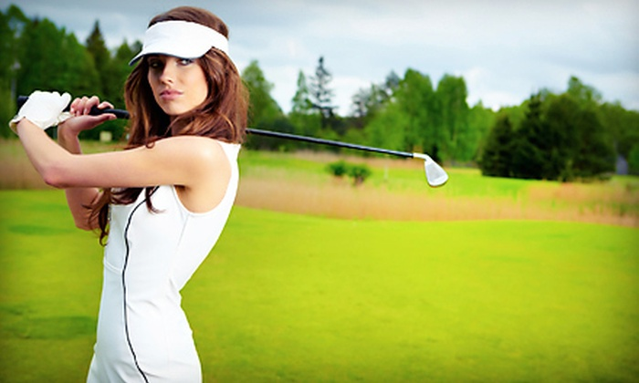 GolfSmarts - Santa Clara: One or Three 60-Minute Private Golf Lessons with Swing Analysis and Digital Recording at GolfSmarts (Up to 73% Off)