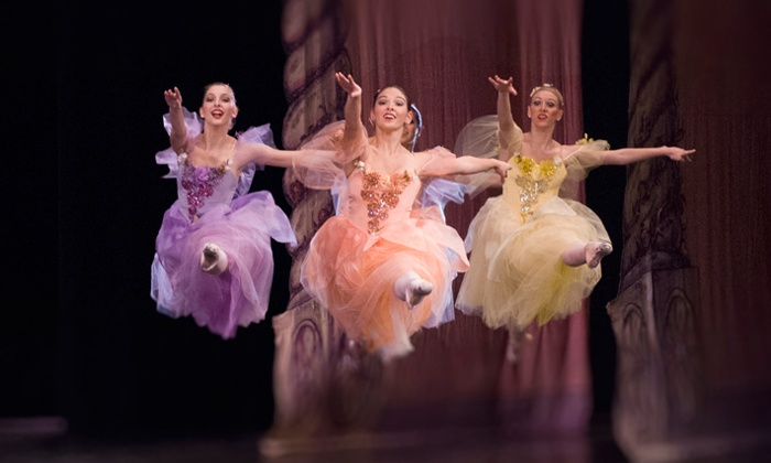 """""""The Nutcracker"""" - San Diego Civic Theatre: """"The Nutcracker"""" Presented by California Ballet at San Diego Civic Theatre on December 13–21 (Up to 68% Off)"""