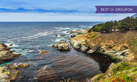 1-or 2-Night Stay for Two at Olympia Lodge in Pacific Grove, CA. Combine Up to 14 Nights.
