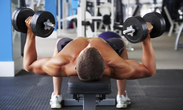CrossFit Nissi - Walnut Valley: One Month of Unlimited CrossFit Classes from CrossFit Nissi at Walnut Hills Village (66% Off)