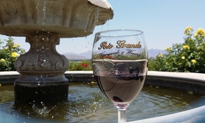 Rio Grande Vinyard & Winery: Up to 57% Off Wine-Tasting Experiences at Rio Grande Vinyard & Winery