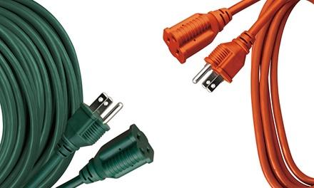 CJ Tech IndoorOutdoor Extension Cords