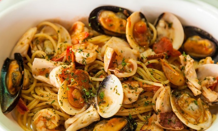 Villa Sorrento - Mississauga - Lakeview: Up to 47% Off Italian Food at Villa Sorrento - Mississauga