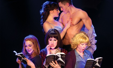 50 Shades - The Smash Hit Parody at Bally's Windows Showroom through December 31 (Up to 35% Off)