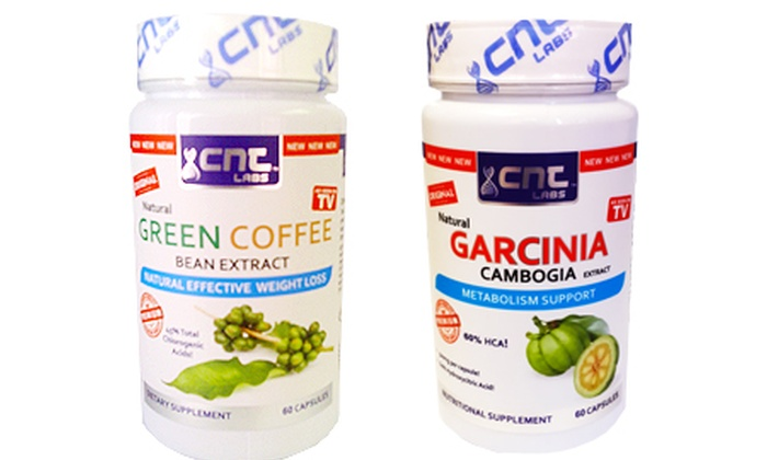 Calpharm: Garcinia Cambogia and Green Coffee Extract From R152.95 Including Delivery (34% Off)