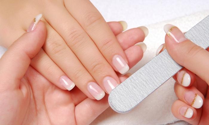 Rose Reflexology Bar - Cape Town: Manicure, Pedicure, Exfoliating Scrub and a Foot Bath at Rose Reflexology Bar