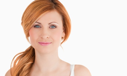One or Three Anti-Aging Facials and Microdermabrasion Treatments at Sally Plink Hair Facials Massage (Up to 83% Off)