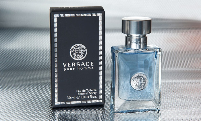 Versace Pour Homme Eau de Toilette Spray: $23.99 for a 1-Ounce Bottle of Versace Pour Homme Eau de Toilette Spray ($54 List Price). Free Shipping.