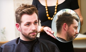 Xpress Cuts & Color: $15 for $30 Worth of Men's Haircut and Shave at Xpress Cuts & Color