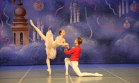 """2x """"Nussknacker"""" mit dem St. Petersburg Festival Ballett im Januar 2018 in Bochum oder Duisburg (bis zu 34% sparen)"""