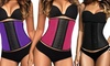 Ellore Femme Slimming Waist Trainer Corset with Travel Bag