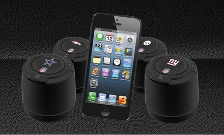 Portable NFL Bluetooth Speaker