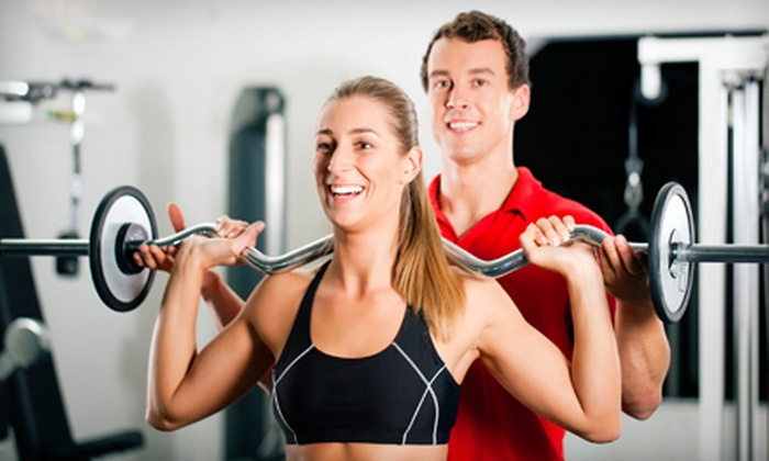 Mei Fitness - Avon: $35 for 10 Gym Visits at Mei Fitness ($100 Value)