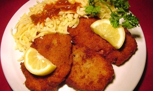 Old Germany Restaurant: $17 for $30 Worth of German Cuisine at Old Germany Restaurant