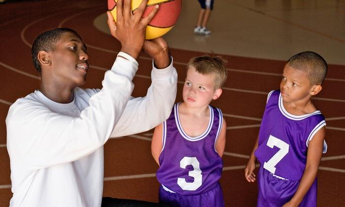 HoopKidz and HoopElite Basketball - Kingman Park: $175 for a DC or Capitol Hill Summer Basketball Camp from HoopKidz and HoopElite Basketball ($295 Value)