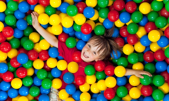 Indoor Play Area Admission at Boniccis Family Fun Place (Up to 51% Off).  Five Options Available.