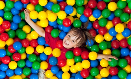 Kidsvision Soft Play Hire