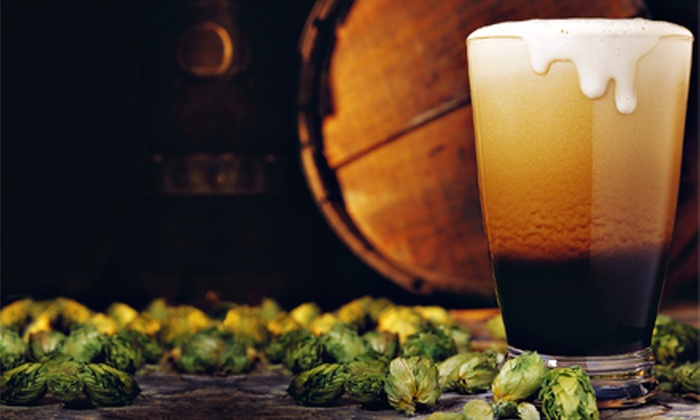 Aviator Brewing Company - Fuquay-Varina: $19 for a Brewery Tour for Two with Pint Glasses and Beer at Aviator Brewing Company ($38 Value)