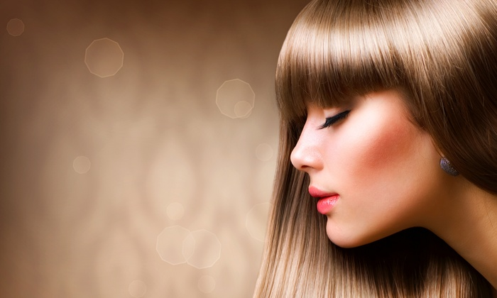 Carolynn's Corner - Chandler: $69 for Haircut with Highlights or Lowlights at Carolynn's Corner ($130 Value)