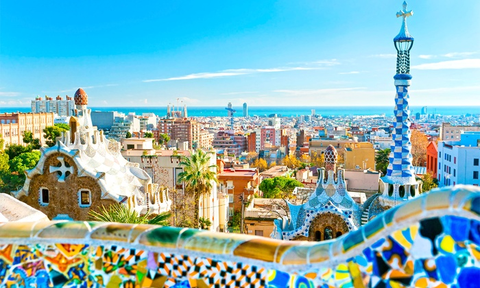 City Trip A Barcelone Groupon Voyages