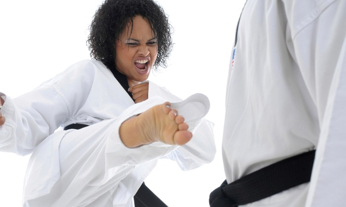Bas-I Kyokushin Karate - West Perrine: One or Three Months of Karate Classes at Bas-I Kyokushin Karate (80% Off)