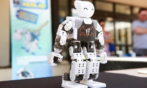Kids' Robot-Building Workshop: Kids Make Robots and Learn About STEM with ROBOTIS KidsLab