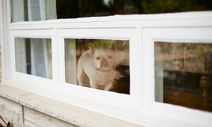 Lucky Jaycee Home Services - Houston: $89 for Exterior Window Cleaning for Up to 25 Windows from Lucky Jaycee Home Services ($169 Value)