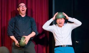 Laugh Out Loud Chicago: Laugh Out Loud Chicago Improv-Comedy Show Through June 25