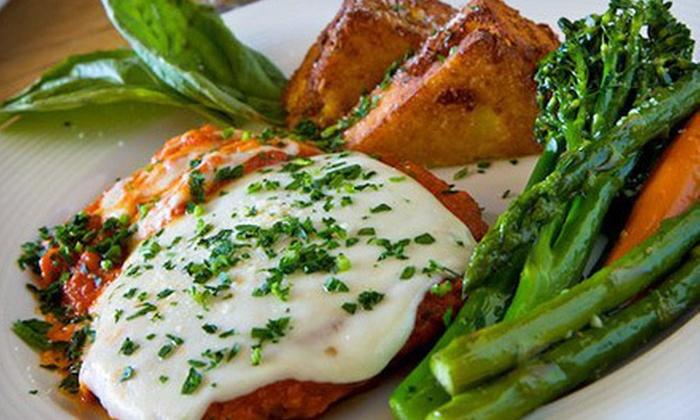 Caffe Riace - Palo Alto: $15 for $30 Worth of Italian Food and Drinks at Caffe Riace