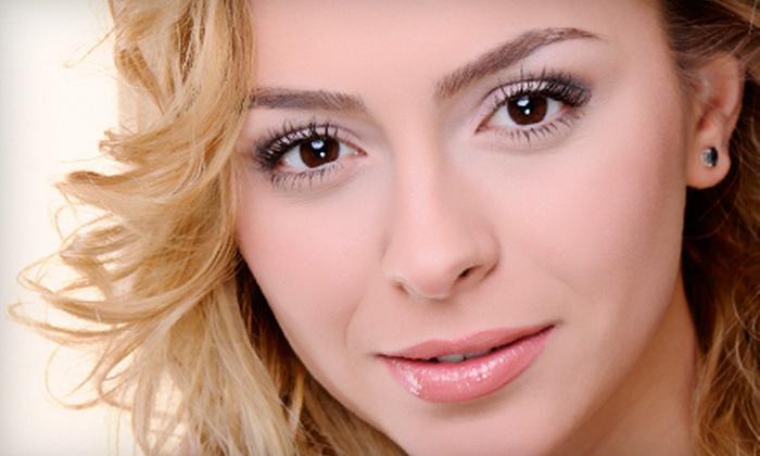 Liz Black Signature Skincare - Lawrence: One or Three Signature Face-Lift Facial Treatments at Liz Black Signature Skincare (Up to 56% Off)