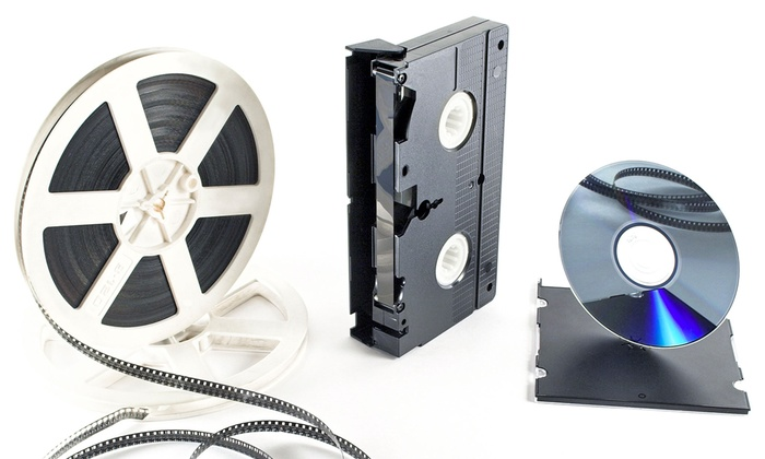 Adirondack Video Services - Glens Falls: $45 for $100 Worth of Video and Audio Conversion at Adirondack Video Services