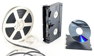 Adirondack Video Services: $45 for $100 Worth of Video and Audio Conversion at Adirondack Video Services