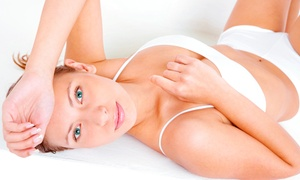 One or Three Brazilian or Bikini Waxes at Plush Style Lounge (Up to 79% Off)