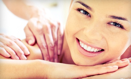 60-Minute Swedish or Deep-Tissue Massage at Faccia Bella (Up to 52% Off)