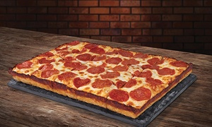 Jet's Pizza: $10 for $20 Worth of Cuisine and Drink at Jet's Pizza